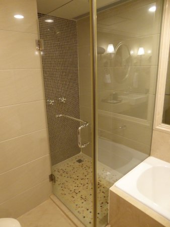 Sheraton Guilin Hotel: Shower
