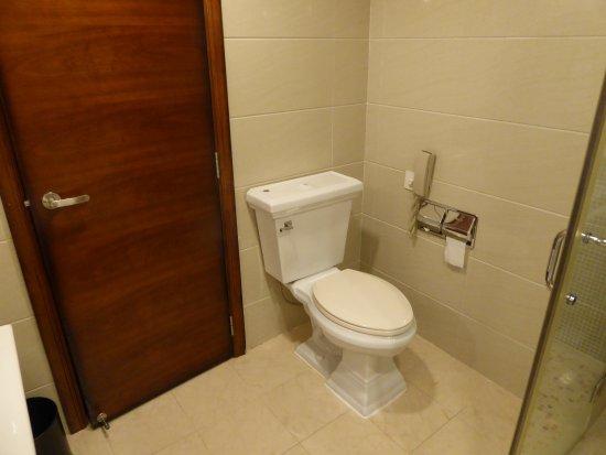 Sheraton Guilin Hotel: toilet