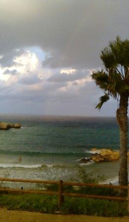 Malama Beach Holiday Village: Гроза