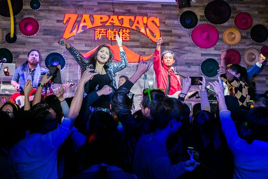 ‪‪Zapata's Guangzhou‬: We're VIVA! We're here at ZAPATA'S!‬