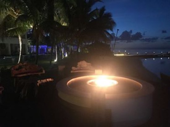 Zoetry Montego Bay Jamaica: Fire Pit - Zoetry Montego Bay