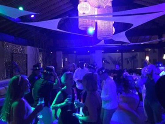 Zoetry Montego Bay Jamaica: New Year Party - Zoetry Montego Bay