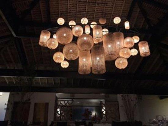 Zoetry Montego Bay Jamaica: Beautiful lighting!