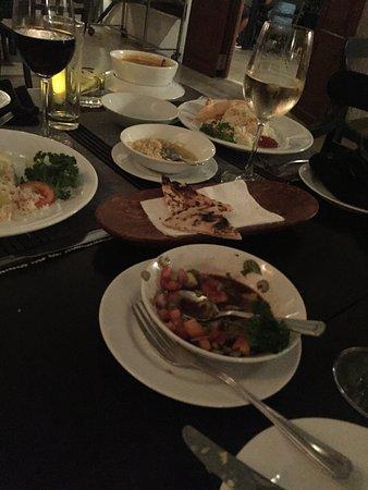 Malli's Seafood Restaurant: veg and non veg