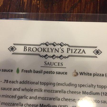 תמונה מBrooklyn Heights Pizzeria