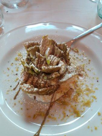 Arche' Restaurant: Cannolo scomposto