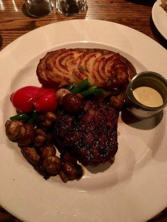 The Keg Steakhouse + Bar Macleod Trail: Great Steak !!!