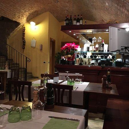 תמונה מOsteria del Borgo