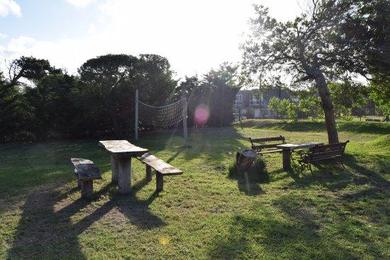 Cabañas Kuei: Parque