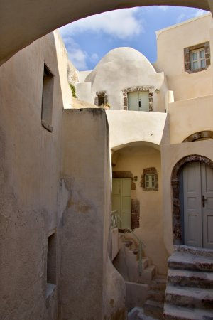 Santorini Photo Day Tours: We played with HDR