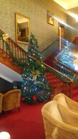 Blackwell Grange Hotel: A wonderful winter stay