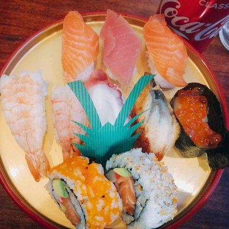 תמונה מKuru Kuru Sushi