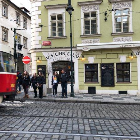 Restaurace U Schnellu Photo