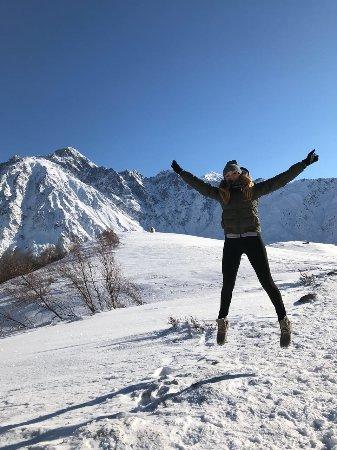 Mount Kazbek ภาพ