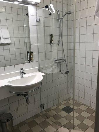 Hotel Royal: ванная