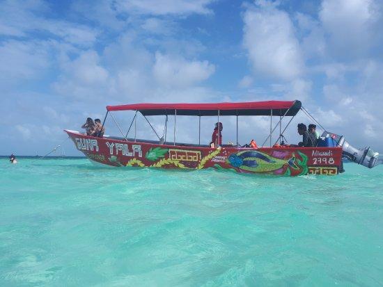 San Blas Islands, Panama: Nuestra Lancha para Grupos o Familias