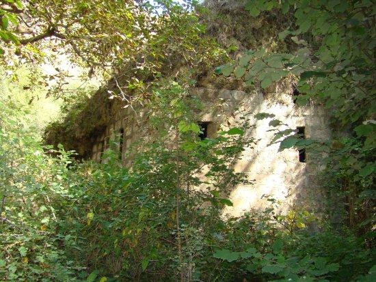 Vayots Dzor Province, Armenia: Джераванк, вид снаружи