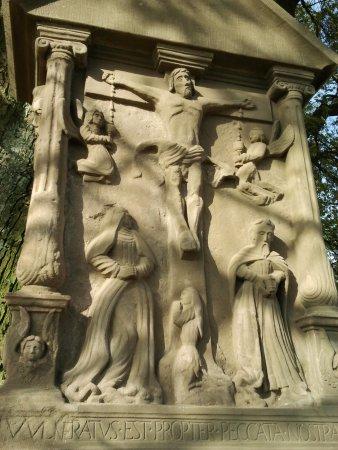 Renaissancebildstock: Renaissance shrine Gnodstadt