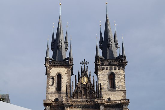 Praha, Česká republika: vue