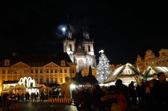 Praha, Česká republika: nuit