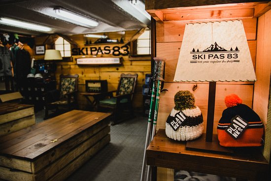 Pas De La Casa, Andorra: retail needs, accessories and streetwear