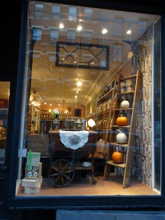 Vidriera Sullivan Street Tea and Spice Company