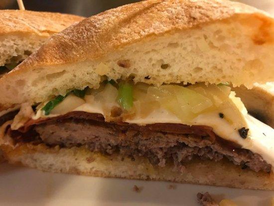 Bingen, WA: TENDER SANDWICHES