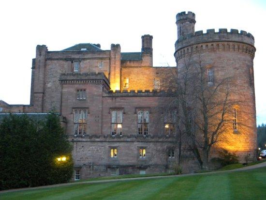 Dalhousie Castle  Bonnyrigg