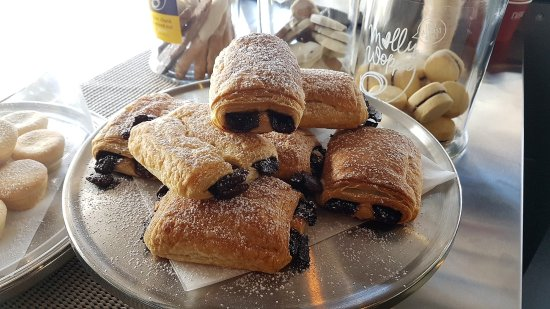 Coopers Beach, Nowa Zelandia: Croissants baked daily