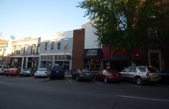 Athens, GA: il centro storico