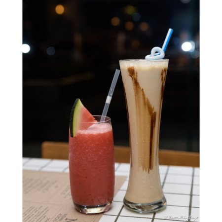 NRI Restaurant - Not Really Indian: Cold Coffee