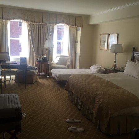 Taj Boston: Hotel incrível, ótima localização e equipe eficiente.