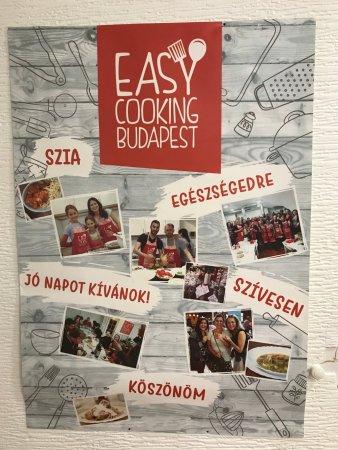 Easy Cooking Budapest: Magyar languge tips
