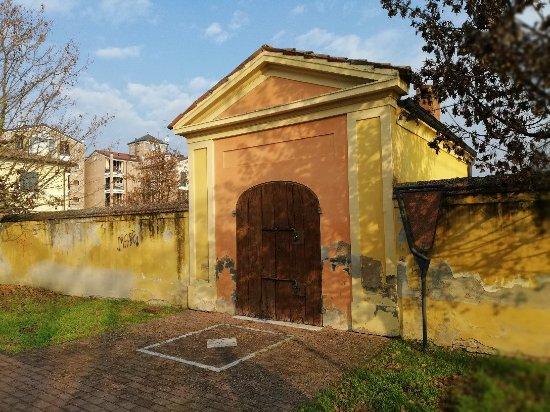 Cimitero ebraico di Correggio