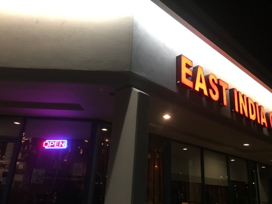 East India Grill: Great Food and Ambiance