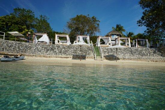 Isla Grande Rosario Beach Resort Go Here