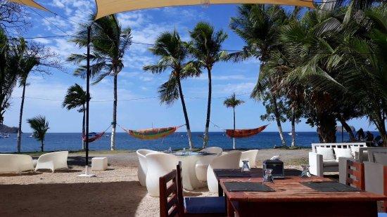 Cafe de Playa, hoteles en Playas del Coco