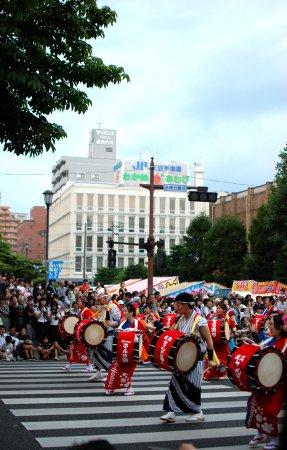 Morioka Sansa Odori Festival: Morioka Sansa Odori