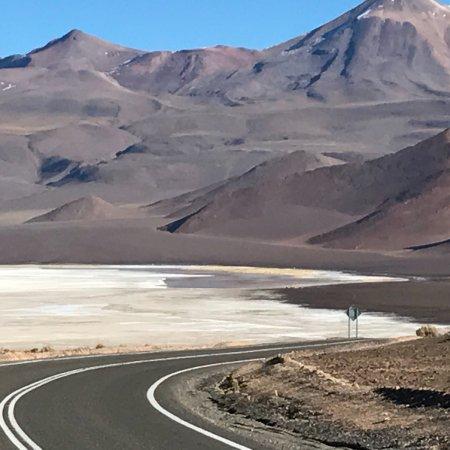 Antofagasta, Chili: Salar de Ascotan