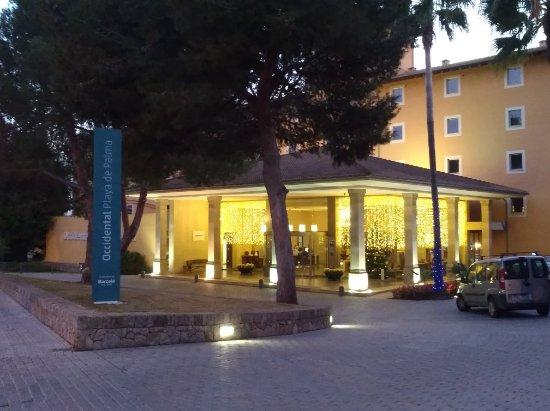 Occidental Playa de Palma : IMG_20180105_175415_large.jpg