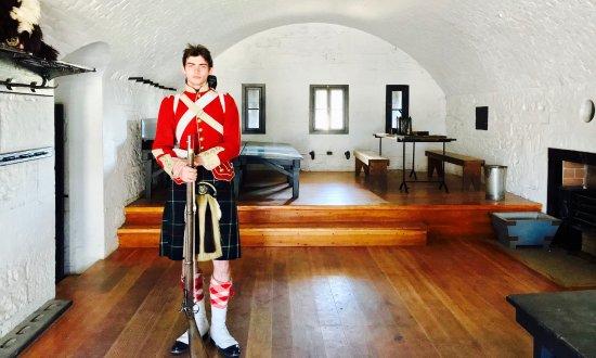 Halifax Citadel National Historic Site of Canada: Citadel Hill. © David-Kevin Bryant, via StruckByWanderlustBlog