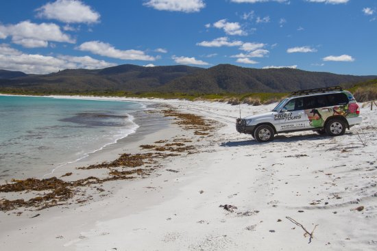 Bicheno, Australia: Beach drives