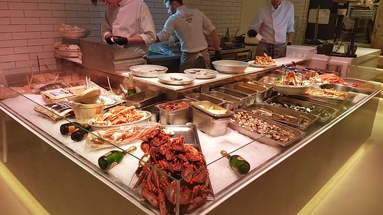 20180104 195917 01 obr zek za zen the for Seafood bar spui 15