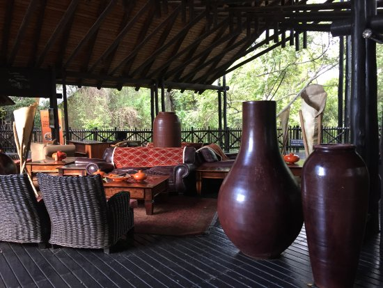 Skukuza, South Africa: Reception