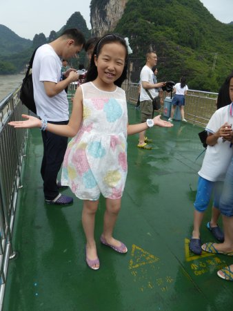 Guangxi, China: A new friend