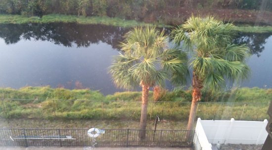 Holiday Inn Express Hotel & Suites Saint Augustine North: View from room