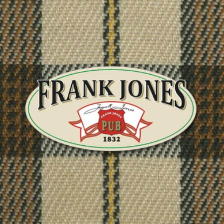 Barrington, NH: Frank Jones supports flannel Friday