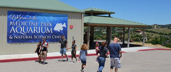 Medicine Park Aquarium and Natural Sciences Center