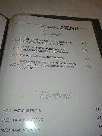 San Michele Salentino, Italien: Essenza Ristorante