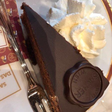 תמונה מCafe Sacher Wien